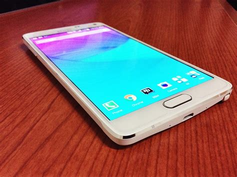 samsung galaxy note 4 android central a week with my white note 4 android forums at androidcentral