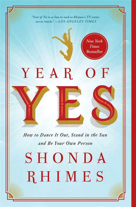 A Novel In A Year by Year Of Yes Book By Shonda Rhimes Official Publisher