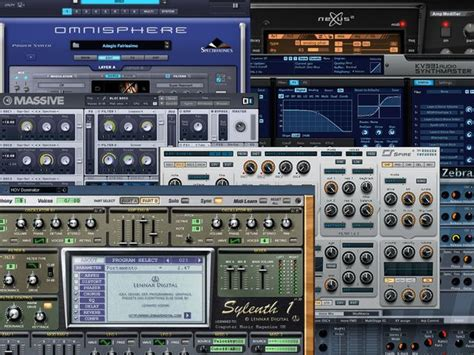 best vst instruments the 50 best vst au plugin synths in the world today