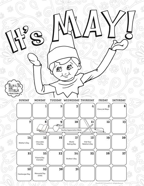 elf on the shelf pet coloring pages scout elf craft corner diy scout elf halloween costume