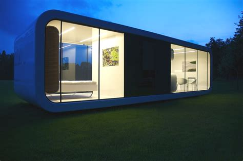 Tribute to Peaceful Living: Elegant Coodo Modular Units