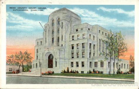 County For Hutchinson Ks Reno County Court House Hutchinson Ks