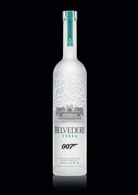 martini belvedere belvedere is making sure that james bond will actually