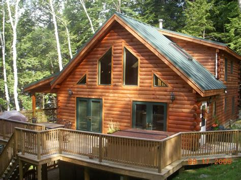 1 Stay In Log Cabin With Tub by Lakefront Luxury Log Cabin With Vrbo
