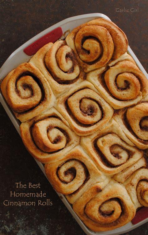 the best cinnamon the best cinnamon buns garlic