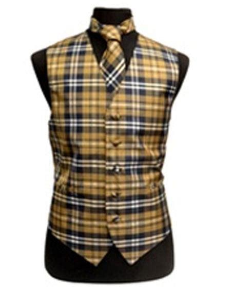 False Two Pieces Fashion Mens Plaid Vest Small Jackets Coats But 1 sku ch251 s slim fit polyester plaid design vest bow