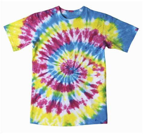 Kaos Baju Tie how to make a spiral tie dye t shirt