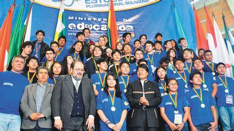 olimpiadas cientificas 2016 en bolivia resultados de las olimpiadas cientificas estudiantiles