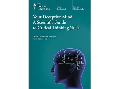 brain techniques for memory improvement and critical thinking your deceptive mind a scientific guide to critical