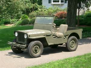 1947 willys jeep collection andys classic cars
