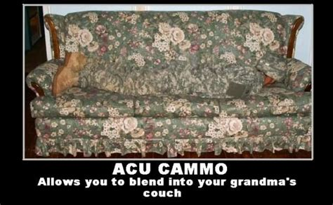acu couch camo what s the best way to dispose of old uniforms airforce