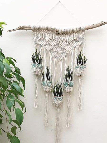 home dzine craft projects macrame  evolved