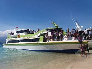 fast boat ke gili air tiket lebaran 2017 ke gili tiket murah fast boat ke gili