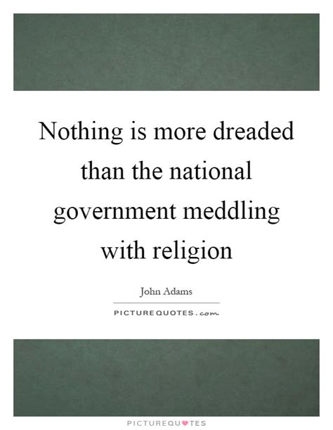 on government there is nothing more useless than doing nothing is more dreaded than the national government