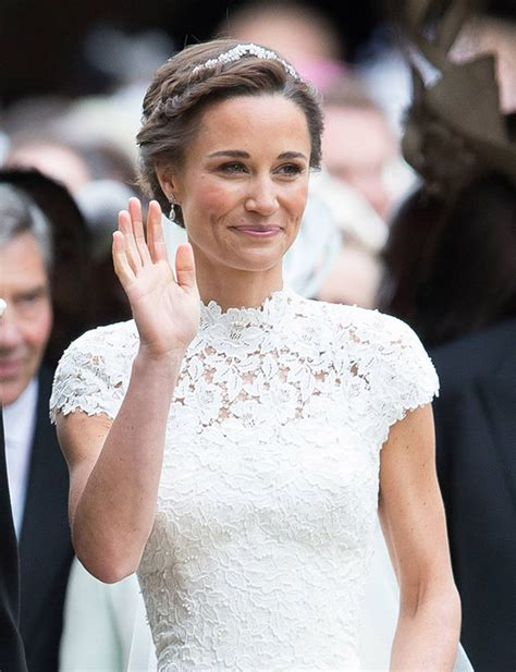 carol middleton hair styles pippa middleton s wedding hair hairdresser revealed as