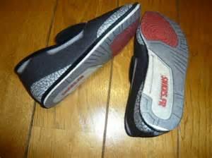 jordan house slippers air jordan iii inspired slippers by sneakers fr