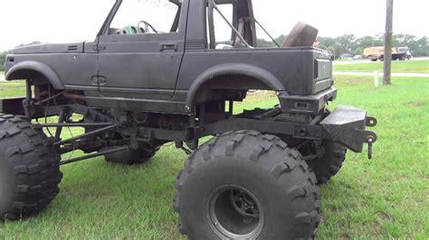 suzuki monster truck redneck suzuki samurai mud bogger 4x4 for sale in florida