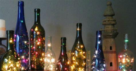 Diy Wine Bottle String Lights All Created Wine Bottle String Lights