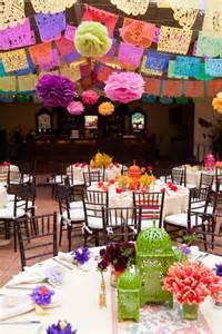 mexican wedding centerpieces wedding rehearsal by details details cinco de