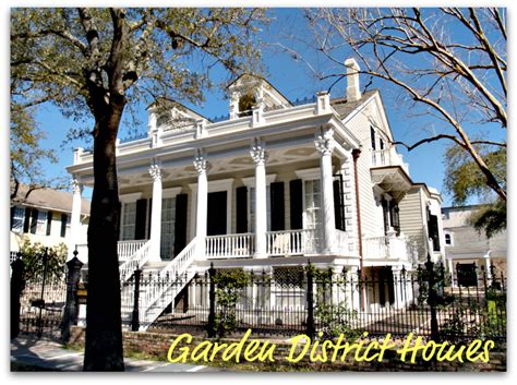 New Orleans Real Estate Garden District by Garden District New Orleans Real Estate New Orleans Garden