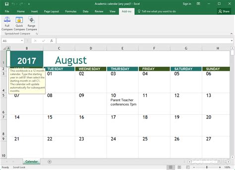 Spreadsheet Comparison Tool by Spreadsheet Compare You Can Use The Add Ins Tab Found In