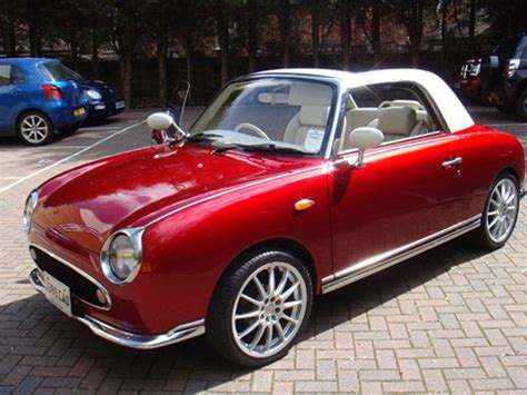nissan figaro arrive in style chauffeured cars quot nissan figaro quot