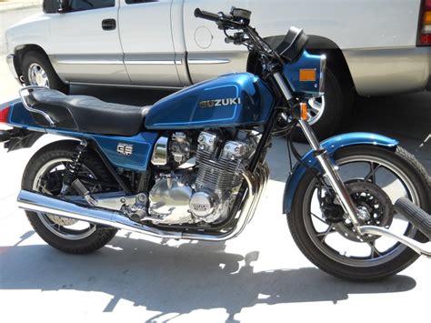1982 Suzuki Gs1100e Suzuki Gs1100e 1980 T Usa E03 Information