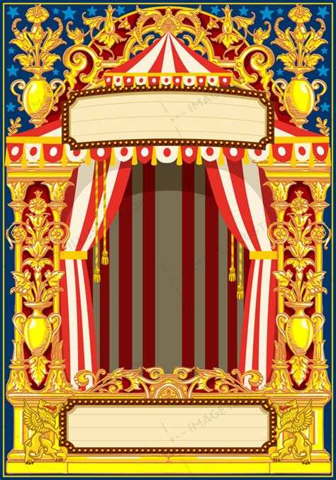 carnival poster template carnival poster vector template image illustration