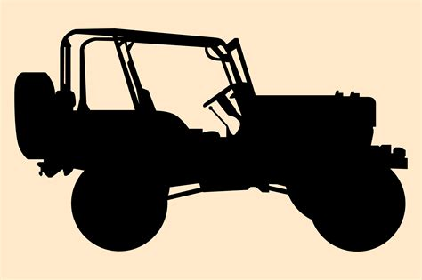 jeep silhouette eleven fun facts about jeep chrysler capital