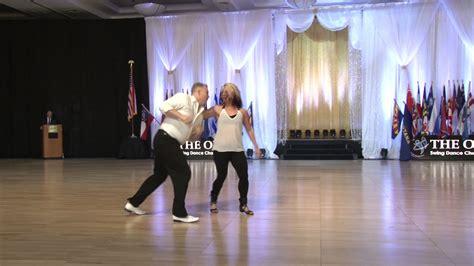 strictly swing 2016 strictly swing chion kyle redd tatiana mollmann