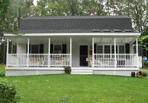 House With A Porch by Deck Or Porch Home Partners