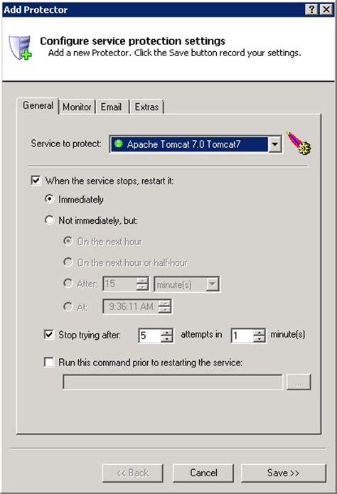 configure xp tomcat apache tomcat service not starting windows 7