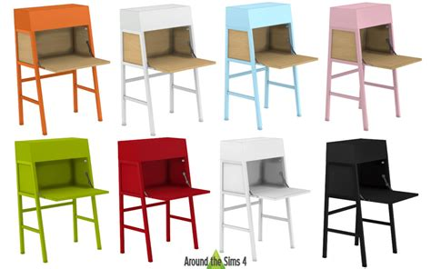 Ikea Bookcases Hemnes Around The Sims 4 Custom Content Download Objects