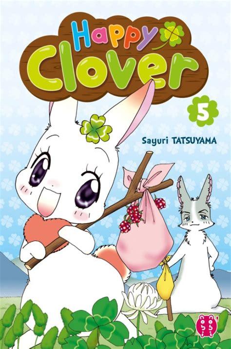 Happy Happy Clover Vol 3 vol 5 happy clover news