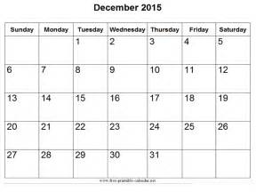 Formal december 2015 calendar printable plemai