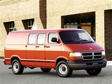 dodge ram 1500 van repair manual 1999 2003 dodge ram van 2500 pricing ratings reviews kelley blue book