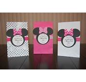 Fiesta De Minnie Mouse Con Ideas Decoraci&243n Originales
