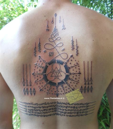 traditional thai tattoo designs thai sak yant sak yant and yantra