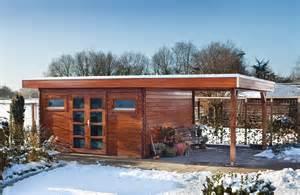 Modern Cabins giga modern log cabin 4 2x4 2m