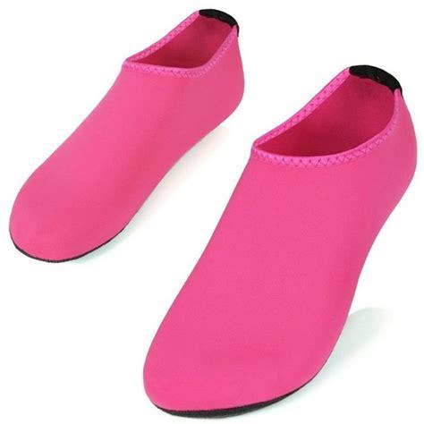 Sepatu Pantai Murah sepatu pantai slip on size m pink jakartanotebook