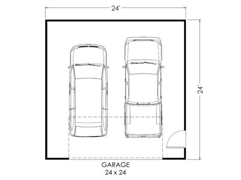 plans for a garage simple garage true built home