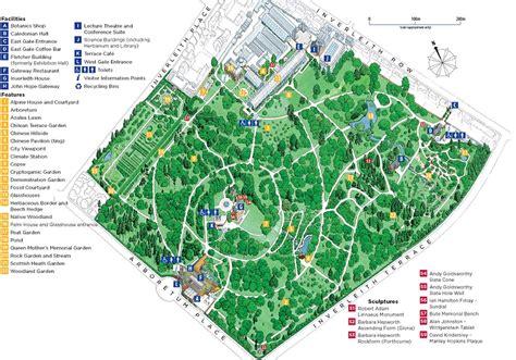 Royal Botanic Gardens Map My Blog Map Of Melbourne Botanical Gardens
