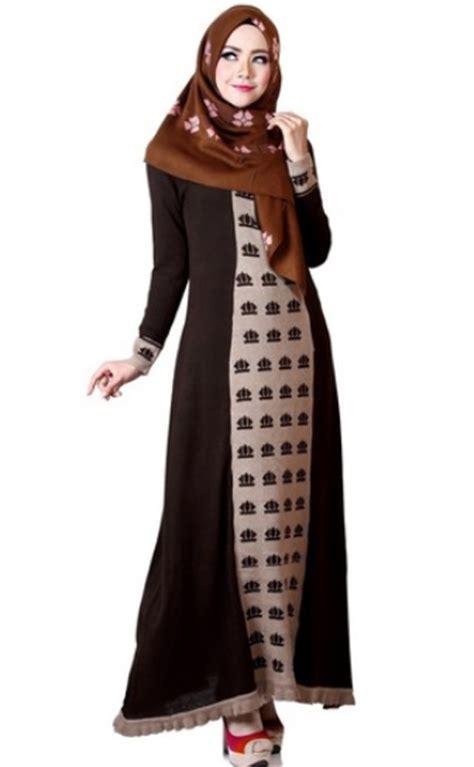 Dress Wanita Muslimah Pink Terlaris model dress muslim terbaru newhairstylesformen2014