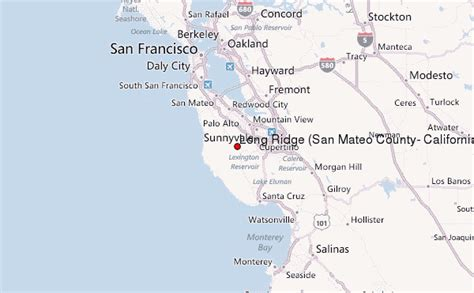 Section 8 San Mateo County by S Slide California