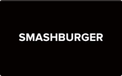 Smashburger Gift Card - buy smashburger gift cards raise