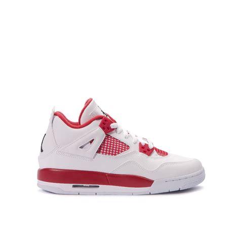 Nike Air 1 Retro 4 Color nike air 4 retro bg white black