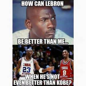 Kobe Lebron Meme - funny volleyball quotes kappit