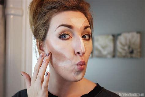 makeup tutorial you must put how to highlight and contour makeup tutorial circles