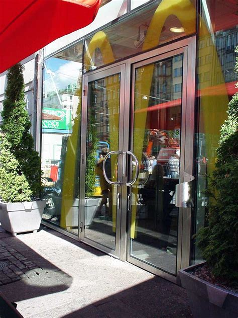 mcdonalds glass door thermal weather performance wrightstyle