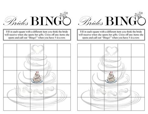 printable bridal shower gift bingo cards wedding ideas on pinterest bridal shower games wedding